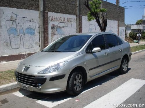ars peugeot 307 hdi xs 90cv turbo di con fotos. Black Bedroom Furniture Sets. Home Design Ideas