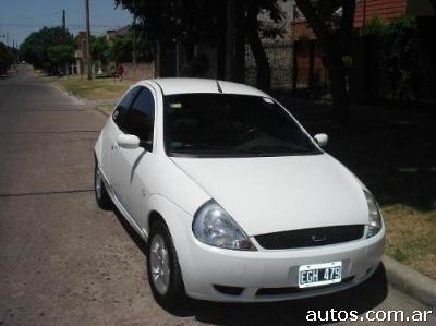 Ford Ka   Xr Sport En Las Canitas