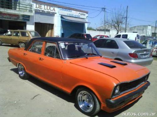 Martin Chevrolet Saginaw >> $ARS 16.000   Chevrolet 400 super sport (con fotos!) en Pilar, a�o 1970, GNC