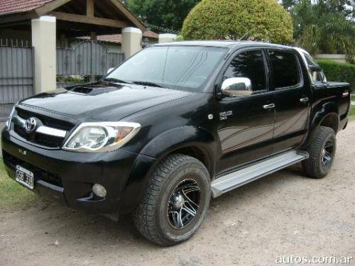 Ars 110 000 Toyota Hilux 4x2 Con Fotos En Merlo A 241 O