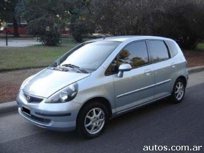 Ars honda fit ex 110 hp aut con fotos en for Honda fit hp