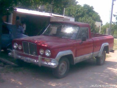 Ars 16000 Jeep Gladiator Continental Con Fotos En Quitilipi