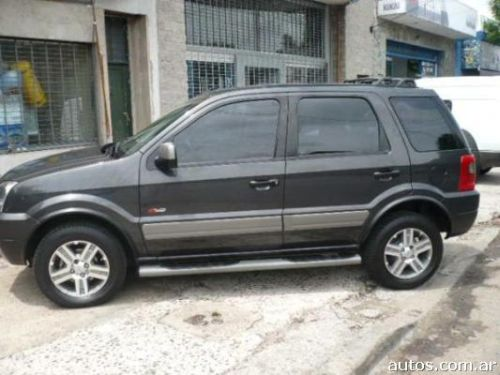 ars ford ecosport xlt 4x4 con fotos en enrique urien a o 2006 nafta. Black Bedroom Furniture Sets. Home Design Ideas