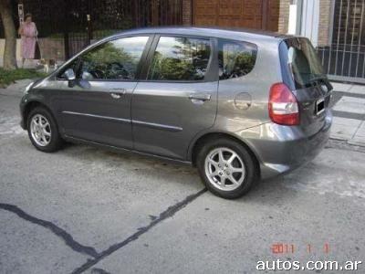 Ars honda fit ex 110 hp con fotos en salta for Honda fit hp