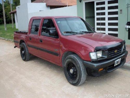 Ars 46000 Chevrolet Luv 25 Diesel Sin Turbo Con Fotos En