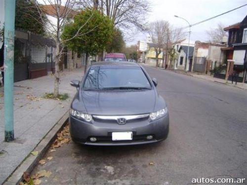 Fotos De Honda Civic Civic Exs 2008 En Mar Del Plata Ars