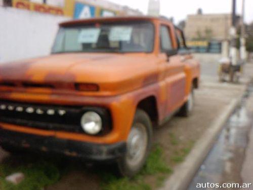 Ars 18000 Chevrolet C10 Apache Con Fotos En Tigre Ao 1965 Gnc