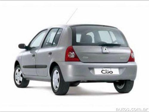 Ars renault clio 5 puertas pack 1 2 con fotos en nu ez a o 2011 nafta - Clio 2008 5 puertas precio ...