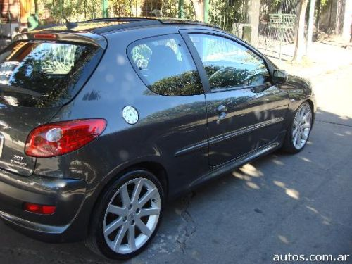 Ars 74 000 Peugeot 207 Xt Compact Con Fotos En Merlo