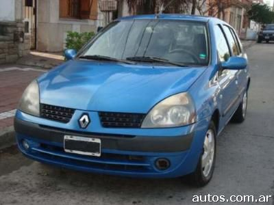 ars renault clio 2 f2 1 5 tdi privile con fotos en mar del plata a o 2005 diesel. Black Bedroom Furniture Sets. Home Design Ideas
