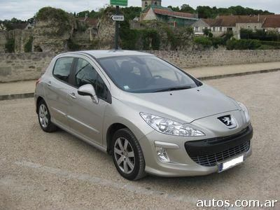 ars peugeot 307 1 6 hdi 110 fap prem con fotos en londres a o 2008 diesel. Black Bedroom Furniture Sets. Home Design Ideas