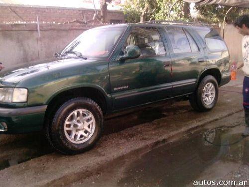 Ars 52000 Chevrolet Blazer Dlx Turbo Diesel Con Fotos En Godoy
