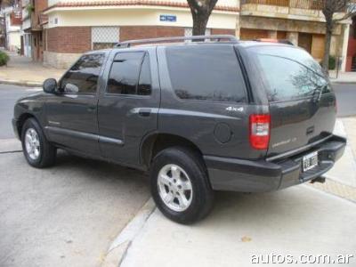 Chevrolet blazer 2.8