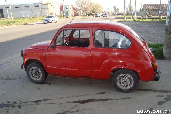 Ars Fiat 600 Fiat 600 Con Fotos En Mar Del