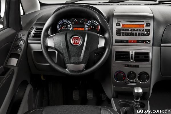 Ars fiat idea 1 4 attractive con fotos en for Fiat idea attractive 2012 precio