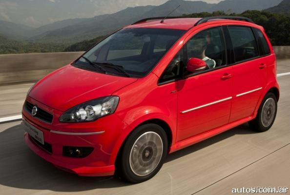 Ars fiat idea 1 4 attractive con fotos en for Fiat idea attractive top
