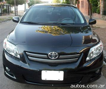 ars toyota corolla xei con fotos en caballito. Black Bedroom Furniture Sets. Home Design Ideas