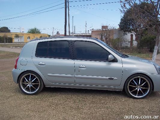 Ars renault clio 1 2 pack plus 5p con fotos en lozada a o 2007 nafta - Clio 2008 5 puertas precio ...