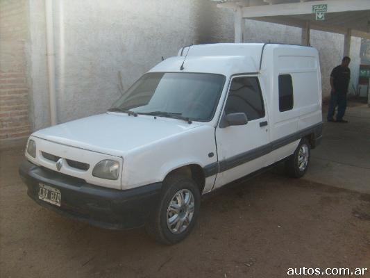 Renault Express (con fotos!) en General Pico, a�o 1999, Diesel