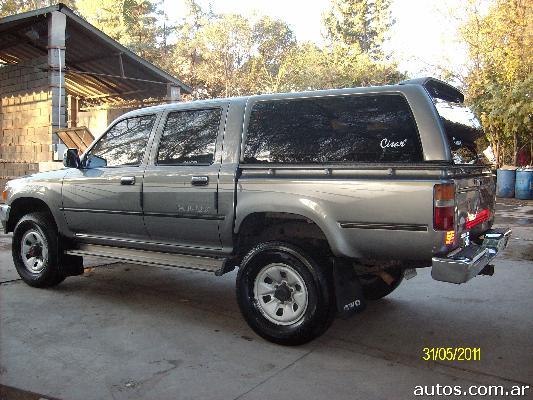 Ars 78 000 Toyota Hilux Sr5 Con Fotos En San Luis