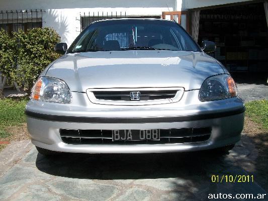 Fotos De Honda Civic Hatchback En Mar Del Plata Us