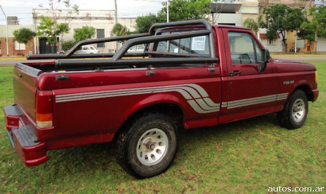 Toyota Santa Cruz >> $ARS 60.000 | Ford F-100 XLT MWM full (con fotos!) en ...