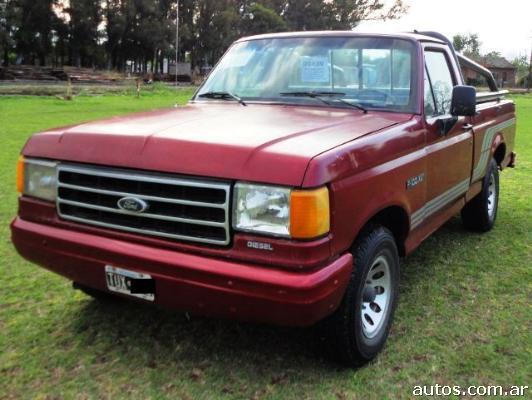 Toyota Santa Maria >> $ARS 60.000 | Ford F-100 XLT MWM full (con fotos!) en Balnearia, a�o 1994, Diesel