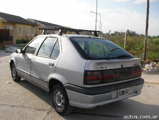 Fotos De Renault 19 Rn Bic 1 6 C  Gng En Tres De Febrero  Ars 23 000  A U00c3 U00b1o 1994  Gnc