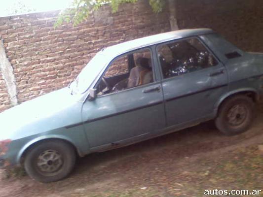 Ars Renault 12 Tl Con Fotos En Jos C Paz A