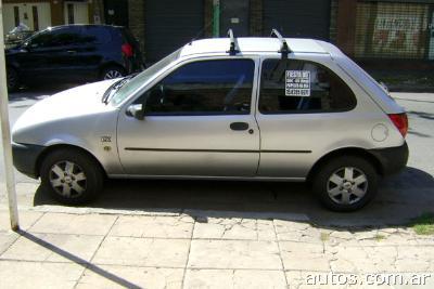 $ARS 23.500 | Ford Fiesta LX (con fotos!) en Caballito