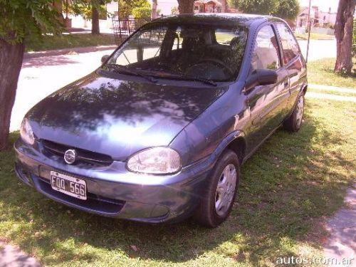 Ars Chevrolet Corsa 1 6 Nafta Con Fotos En