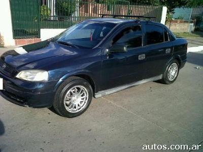 Ars Chevrolet Astra 1 8 Nafta Con Fotos En