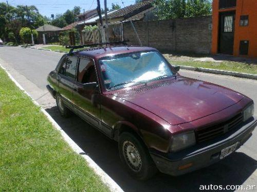 Ars 24 000 Peugeot 504 Xs Con Fotos En San Miguel Ai O 1994 Gnc