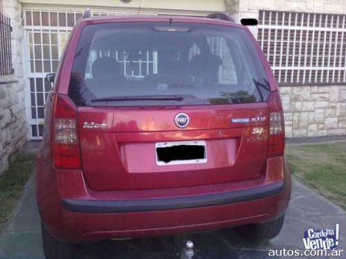 Fotos de fiat idea hlx 1 8 con gnc en c rdoba capital ars for Fiat idea 1 8 hlx 2006 ficha tecnica