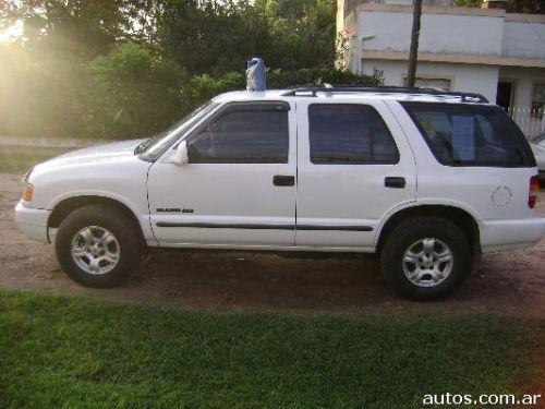 Chevrolet Blazer Turbo Diesel 25 Ful Con Fotos En Merlo Ao