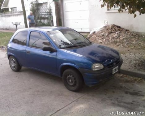 Fotos De Chevrolet Corsa 3 Ptas Wind En Mar Del Plata Ars