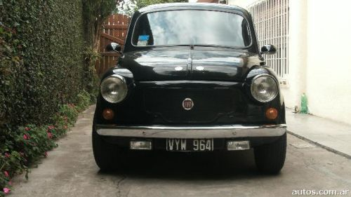 Ars 20 000 Fiat 600 1 6 Turbo Intercoole Con Fotos