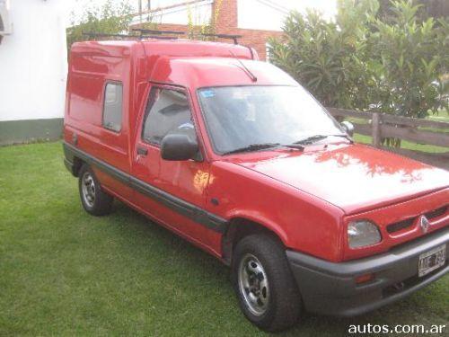 ars renault express 1 9 diesel con fotos en villa carlos paz a o 1996 diesel. Black Bedroom Furniture Sets. Home Design Ideas