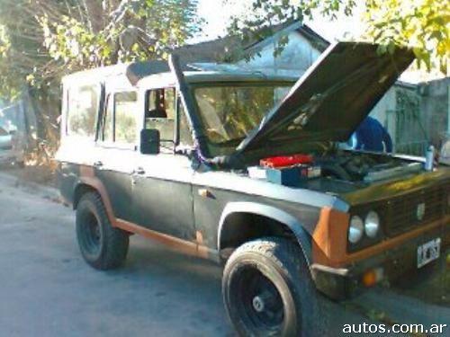San Antonio Jeep >> $ARS 30.000 | Dacia aro jeep (con fotos!) en Campana, aï