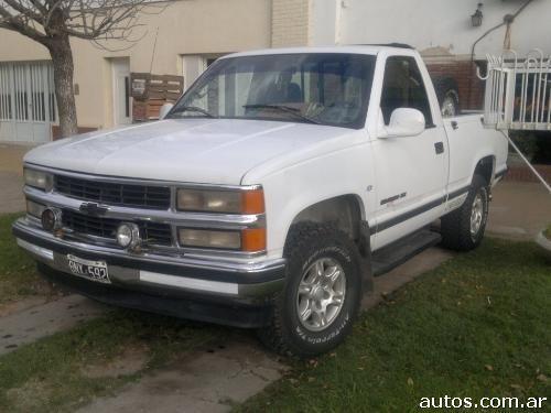 Ars 74 000 Chevrolet Silverado Dlx Full Con Fotos En Rafaela