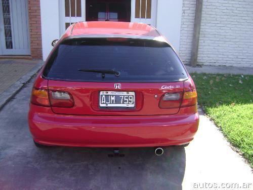 Honda Civic Hatchback Si