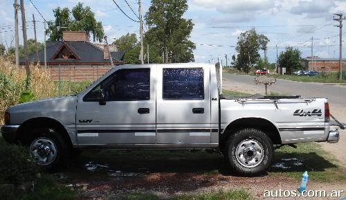 Ars 38000 Chevrolet Luv 23 Nafta Con Fotos En La Plata Ao