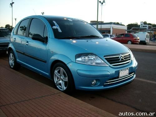 fotos de citroen c3 exclusive 1 6 16v en posadas a o 2004 nafta. Black Bedroom Furniture Sets. Home Design Ideas