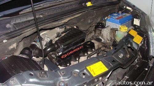 San Antonio Chevrolet >> $ARS 55.000 | Chevrolet Meriva 1.8 GL PLUS (con fotos!) en ...