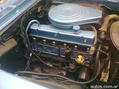 Chevrolet El Paso >> $ARS 30.000   Chevrolet super sport 4puertas (con fotos!) en Centenario, a�o 1971, Nafta