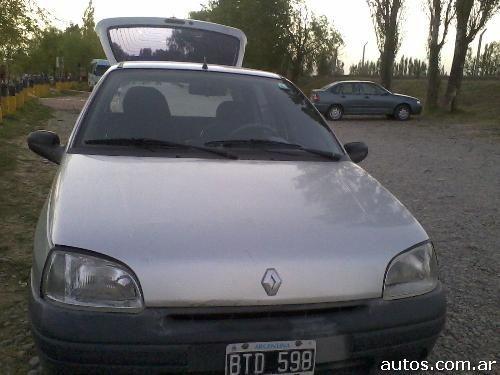 Ars renault clio rl cinco puertas con fotos en neuqu n capital a o 1997 diesel - Clio 2008 5 puertas precio ...
