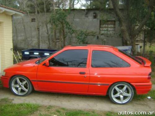 Ford Escort Coupe Xr Audi