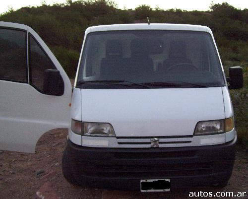 fotos de peugeot boxer 2 5 diesel en godoy cruz a o 1998 diesel. Black Bedroom Furniture Sets. Home Design Ideas