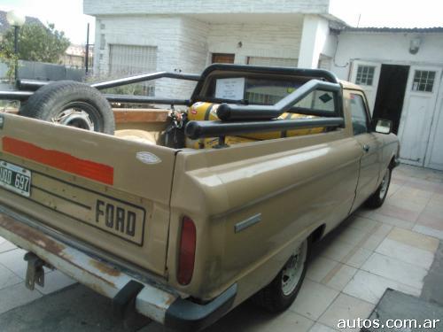 Ars ford ranchero camioneta con barra con fotos for Alfombras persas usadas precios