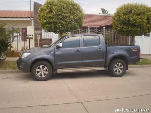 $ARS 192.000 | Toyota Hilux 3.0 4x4 SRV TDi DC (con fotos ...